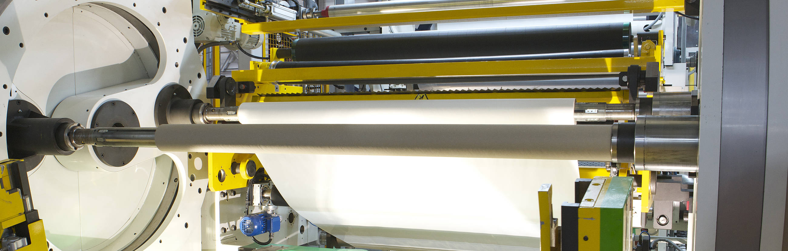 Adhesives coating lines for emulsion and solvent glues ...